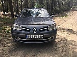 GÖLKENT OTOMOTİV DEN MEGANE 2 EXPRESSİON PAKET Renault Megane 1.5 dCi Expression
