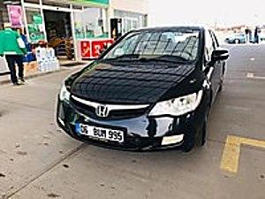 ceylınden masrafsız lpgli işli orjınal Honda Civic 1.6i VTEC Premium