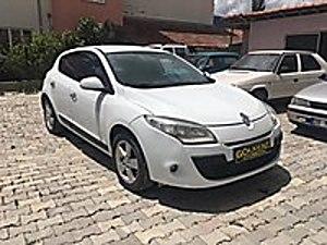 GÖLKENT OTOMOTİV DEN MEGANE 3 Renault Megane 1.5 dCi Expression