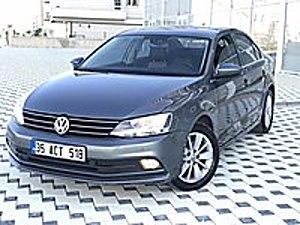 2015 MODEL 1.6 TDİ COMFORT İSTANBULA HAYIRLI OLSUN.... Volkswagen Jetta 1.6 TDI Comfortline