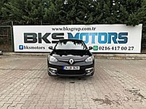 BKS MOTORS   2015 MODEL FLUENCE ICON    DEĞİŞENSİZ    79.000KM Renault Fluence 1.5 dCi Icon