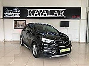 2016 OPEL MOKKA X 1.6 115 BG ENJOY 47.000 KMDE HATASIZ BOYASIZ Opel Mokka X 1.6 Enjoy