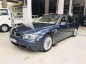 232 BİN KM DE 745İ ORJİNAL ÇOK TEMİZ FULL PAKET MASRAFSIZ BMW 7 Serisi 745i