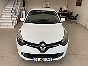 KILINÇ OTOMOTİVDEN 2014 MODEL RENAULT-CLİO 1.5 DCİ MASRAFSIZ Renault Clio 1.5 dCi Joy