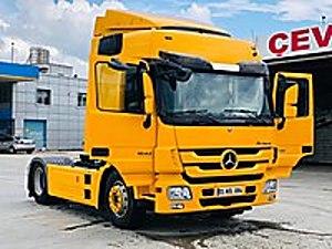 SLK MERTCAN OTO DAN 2011 MODEL ÇALIŞAN ACTROS 1841 FULL OTOMATİK Mercedes - Benz Actros 1841