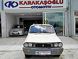 Karakaşoğlu Otomotivden 1989 Renault Toros Yeni Muayene MASRAFSZ Renault R 12 Toros