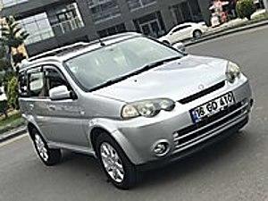 2005 HONDA HR-V 4WD OTOMATIK 1.6 BENZİN LPG Lİ SANRUFLU Honda HR-V 4WD