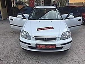 1999 MODEL KLİMA LI OTOMATİK VİTES TÜM BAKIMLARI YAPILI Honda Civic 1.4 1.4i