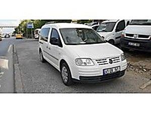 KAPORA ALINDI...DİĞER İLANLARIMIZA BAKABİLİRSİNİZ... Volkswagen Caddy 1.9 TDI Maxi Kombi