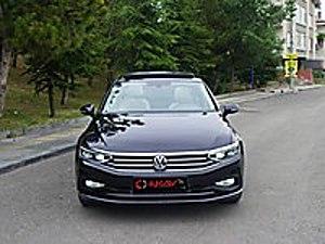 2020 MODEL PLAKA CIKMIŞ PASSAT ELEGANCE CAM TAVANLI 9 KM DE Volkswagen Passat 1.6 TDI BlueMotion Elegance