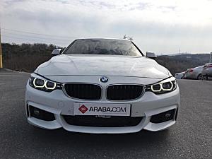 2017 BMW 4 Serisi 418i Gran Coupe M Sport - 94500 KM