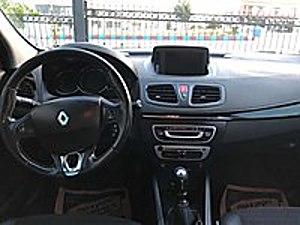 Doğan Otomotiv den 2015 Fluence 1.5 dCi Icon navigasyon sanruflı Renault Fluence 1.5 dCi Icon