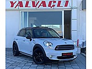 Yalvaçlı  Mini Cooper Countryman 1.6 All4 4 4 CamTavan BiXenon Mini Cooper Countryman 1.6