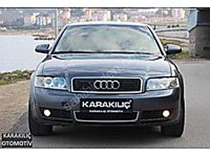 KARAKILIÇ OTOMOTİV 2003 MODEL AUDİ A4 1.6 LPGLİ Audi A4 A4 Sedan 1.6