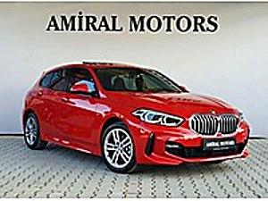 2020 BAYİ 0KM ŞERİT TAKİP M DESİNG KOLTUK HAFIZA KÖR NOKTA  18KD BMW 1 Serisi 116d First Edition M Sport