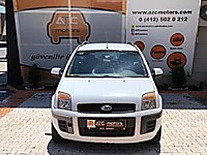 2011 FORD FUSİON 1.4 TDCI COLLECTİON     ATC motors     Ford Fusion 1.4 TDCi Collection