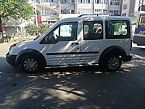 TAMEMEN ORJİNAL 2012 FORD CONNECT 75HP TEK SÜRGÜLÜ COMBİ Ford Transit Connect K210 S