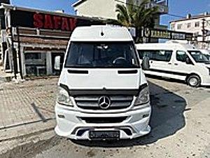ŞAFAK OTOMOTİV DEN 2012 MODEL SPRINTER ÇİFT TEKER TAMAMINA KREDİ Mercedes - Benz Sprinter 515 CDI