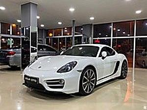 BAYİİ ÇIKIŞLI 2013 PORSCHE CAYMAN 2.7 PDK SPORT CHRONO BOYASIZ Porsche Cayman Cayman