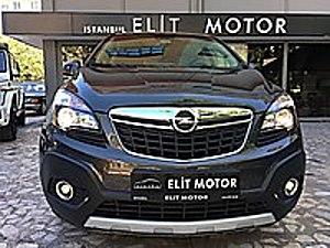 ist.ELİT MOTOR dan HATASIZ OPEL MOKKA 1.6 CDTI COSMO 23 BİN KM  Opel Mokka 1.6 CDTI  Cosmo