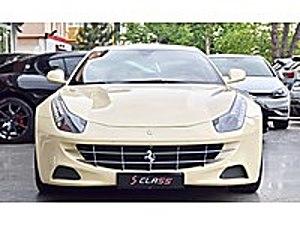 SCLASS 2013 FERRARİ FF 6.3 4WD BAYİ ÇIKIŞLI HATASIZ Ferrari FF 6.3