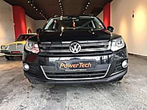 POWERTECH 2015 MODEL TİGUAN 1.4 TSİ CAM TAVAN Volkswagen Tiguan 1.4 TSI Sport Style