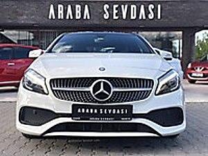 HATASIZ   MERCEDES A180 D AMG Mercedes - Benz A Serisi A 180 d AMG