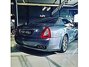 FUGA MOTORS MASERATİ QUATTROPORTE Maserati Quattroporte 4.7 S
