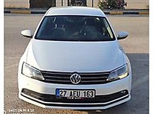 2016 VOLKSWOGEN JETTA 1.4 TSI CONFORTLINE İLK GÜNKÜ TEMİZLİKTE Volkswagen Jetta 1.4 TSI BlueMotion Comfortline