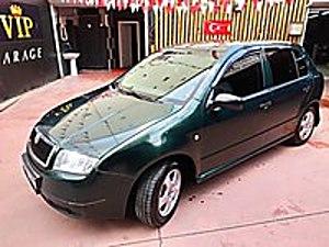 VİP AUTO  KAÇMAZ FİRSAT 2004 SKODA FAB 1.4 TDİ CLASSIC Skoda Fabia 1.4 TDI Classic