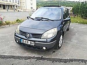 KILIÇ OTOMOTİVDEN SATILIK 2005 ÇİFT SANRUUF LU Renault Scenic 1.6 Privilege