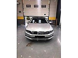 KARAKILIÇ OTOMOTİV 2017  VOLKSWAGEN  PASSAT  1.6TDİ DSG HİGHLİNE Volkswagen Passat 1.6 TDI BlueMotion Highline