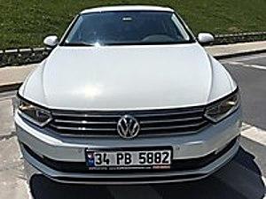 Passat 1.6 TDI BMT Trendline DSG servis bakımlı Volkswagen Passat 1.6 TDI BlueMotion Trendline