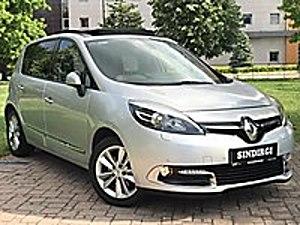 SINDIRGI OTOMOTİVDEN HATASIZ BOYASIZ RENAULT SCENİC Renault Scenic 1.5 dCi Icon