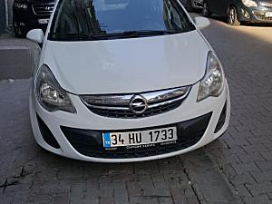 Opel - Corsa - 2012 1.3 DİZEL ESSENTİA