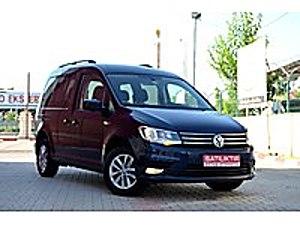 YENİ SAHİBİNE HAYIRLI OLSUN... Volkswagen Caddy 2.0 TDI Comfortline