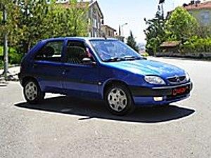 2001 MODEL CİTRÖEN SAXO 1.4 LPG lİ SX 75 BG 237.000 KM DE Citroën Saxo 1.4 SX