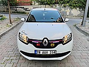 2017 ÇIKIŞLI EMSALSİZ TEMİZLİKTE SYMBOL LPGLİ 77 BİNDE Renault Symbol 1.2 Joy