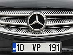 18 FATURALI ÖZEL PLAKA VİP YAPILI TV EĞLENCE PAKETİ VS Mercedes - Benz Vito Tourer 111 CDI Base Plus