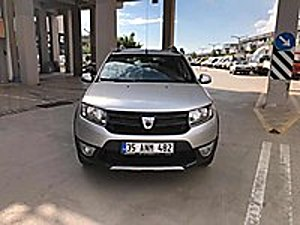 AY OTOMOTİV DEN   YAKIT CİMRİSİ SERVİS BAKIMLI DACİA STEPWAY Dacia Sandero 1.5 dCi Stepway