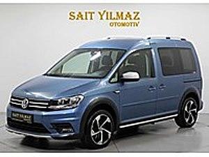 Mehmet Beye hayırlı olsun Volkswagen Caddy 2.0 TDI Alltrack
