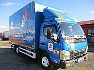 KASTAMONU OTOMOTİV DEN 2007 MİTSUBİSHİ 859-E KAPALI KASA KAMYON Mitsubishi - Temsa FE 859 E
