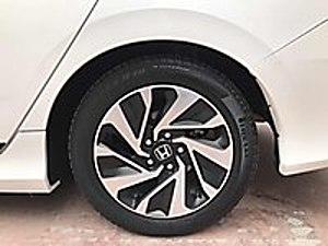 BAKIMLI MASRAFSIZ Honda Civic 1.6i VTEC Eco Elegance