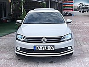 VELI DEMIRDEN 2017 54000 KM JETTA COMFORTLINE DSG Volkswagen Jetta 1.4 TSI BlueMotion Comfortline