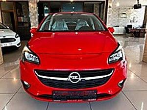 BOYASIZ 2019 OPEL CORSA 1.4 ENJOY OTOMATİK BEYAZ ALEV KIRMIZI Opel Corsa 1.4 Enjoy