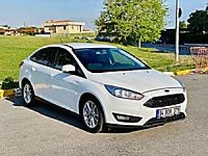 ARACIMIZ OPSİYONLANMIŞTIR... Ford Focus 1.5 TDCi Trend X