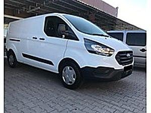 2019 MODEL FORD TRANSİT CUSTOM 130 HP HATASIZ UZUN ŞASİ KLİMA Ford Transit Custom 340 L Trend