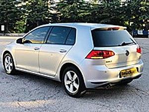 2014 MODEL VW GOLF 7 DİZEL OTOMATİK 1.6 TDİ BOYASIZ FULL ORJINAL Volkswagen Golf 1.6 TDI BlueMotion Comfortline