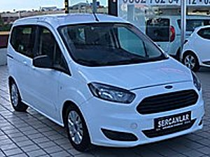 2017 MODEL COURİER YARISI PEŞİN KALAN 24 AY TAKSİT Ford Tourneo Courier 1.5 TDCi Trend