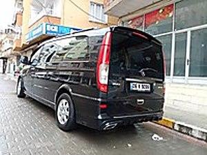 ODABAŞIOĞLU OTOMOTİVDEN HATASIZ OTOMOBİL RUHSATLI 11 CDI VİTO.. Mercedes - Benz Vito 111 CDI
